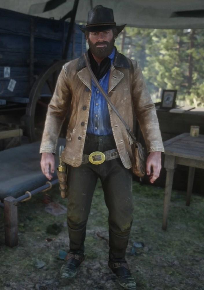 Best Arthur Morgan Outfits : arthur, morgan, outfits, Gunslinger, Outfit, Fandom