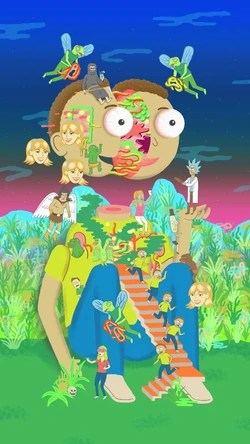 Rick And Morty Season 4 Episode 2 Vostfr : morty, season, episode, vostfr, Season, Morty, Fandom