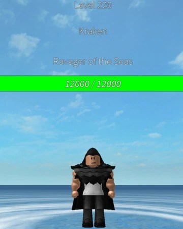 Arcane Adventures Second Sea : arcane, adventures, second, Kraken,, Ravager, Arcane, Reborn, Fandom