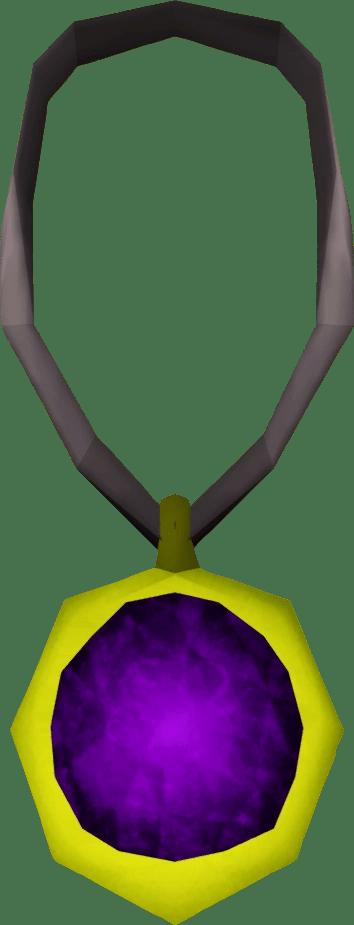 Osrs Dragonstone Amulet : dragonstone, amulet, Dragonstone, Amulet, (unstrung), RuneScape, Fandom