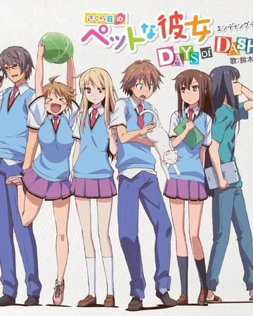 Sakurasou No Pet Na Kanojo : sakurasou, kanojo, Sakurasou, Kanojo, Fandom