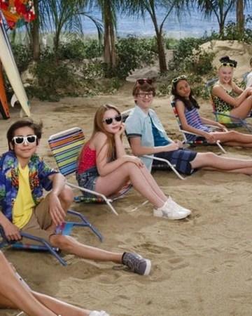 Sizzling Summer Camp Special : sizzling, summer, special, Nickelodeon's, Sizzling, Summer, Special, School, Fandom