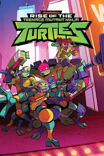 Teenage Mutant Ninja Turtles Theme Song (2012-2014) with