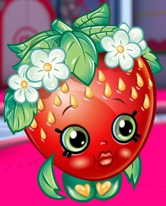Strawberry Kiss Shopkin : strawberry, shopkin, Strawberry, Shopkins, Fiction, Fandom