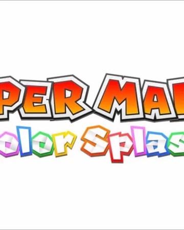 Paper Mario Color Splash Map : paper, mario, color, splash, World, Paper, Mario:, Color, Splash, SiIvaGunner, Fandom