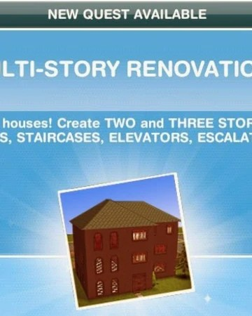 Sims Freeplay Multi Story Renovations : freeplay, multi, story, renovations, Multi-Story, Renovations, Freeplay, Fandom