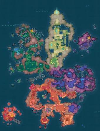 Slime Rancher Map : slime, rancher, Vaults, Slime, Rancher, Fandom