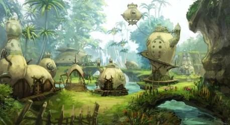 Knothole Village Sonic Fanon Wiki Fandom