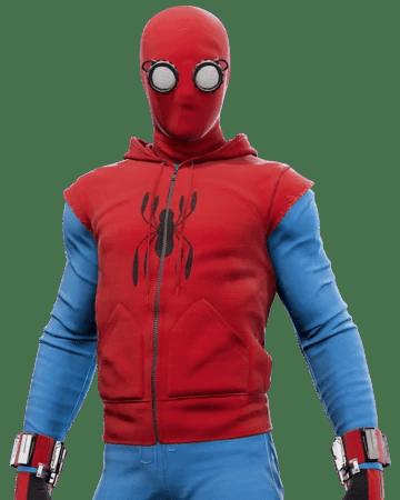 Homemade Spiderman Costume : homemade, spiderman, costume, Homemade, (Peter, Parker), Marvel's, Spider-Man, Fandom