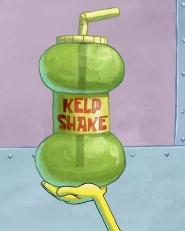 Kelp Juice : juice, Shake, Encyclopedia, SpongeBobia, Fandom