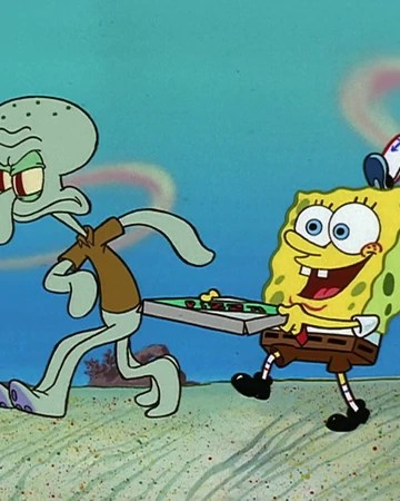 Spongebob Krusty Krab Pizza : spongebob, krusty, pizza, Krusty, Pizza, (song), Encyclopedia, SpongeBobia, Fandom