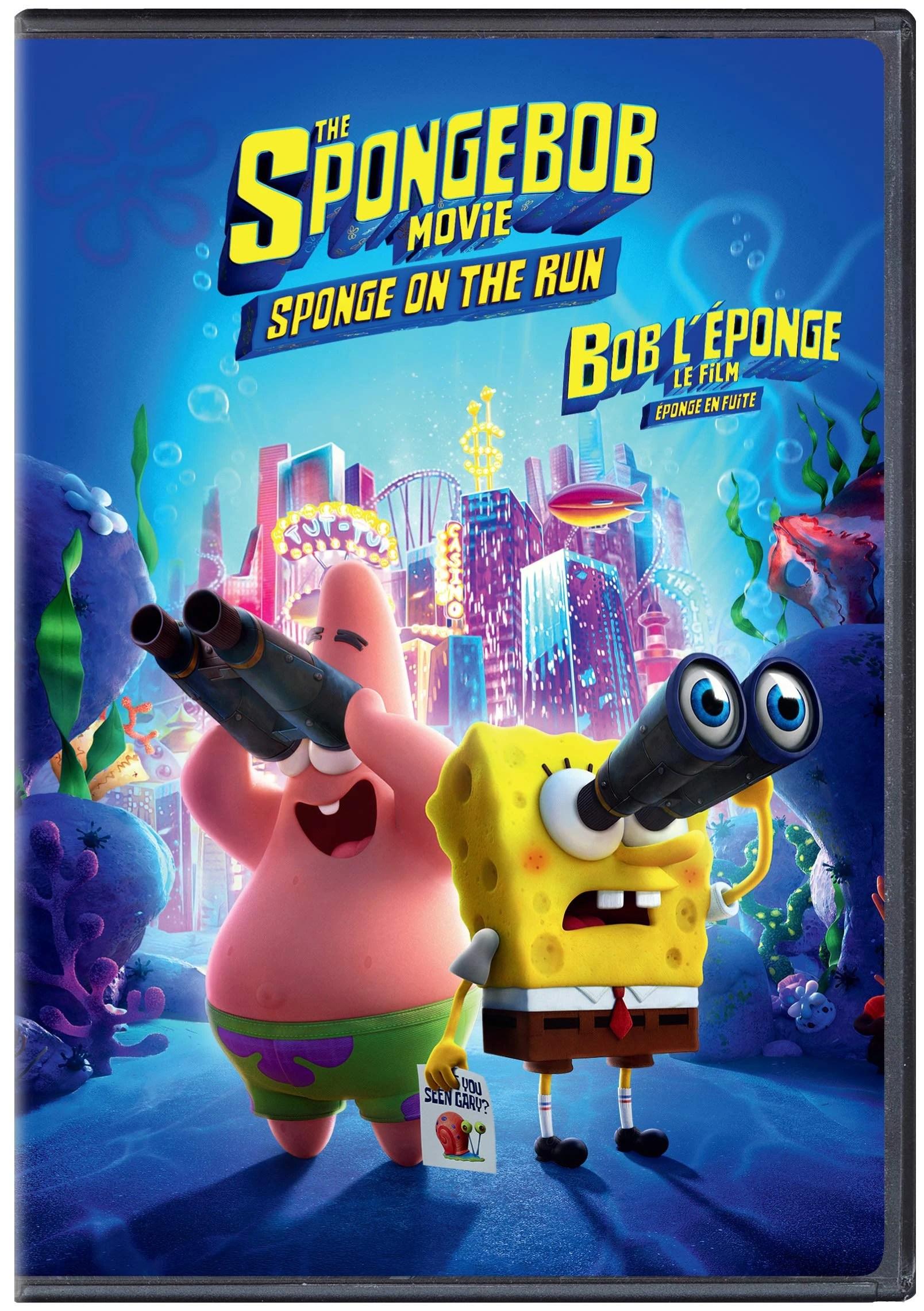 'SpongeBob Movie: Sponge on the Run' Coming to Netflix