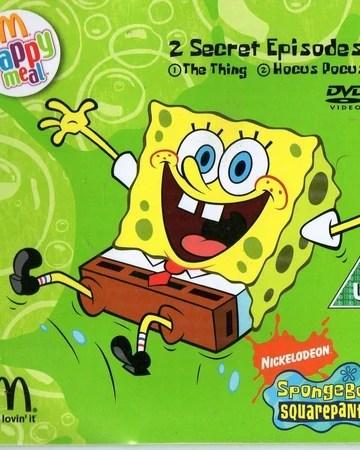 Spongebob Secret : spongebob, secret, Secret, Episodes!, Encyclopedia, SpongeBobia, Fandom