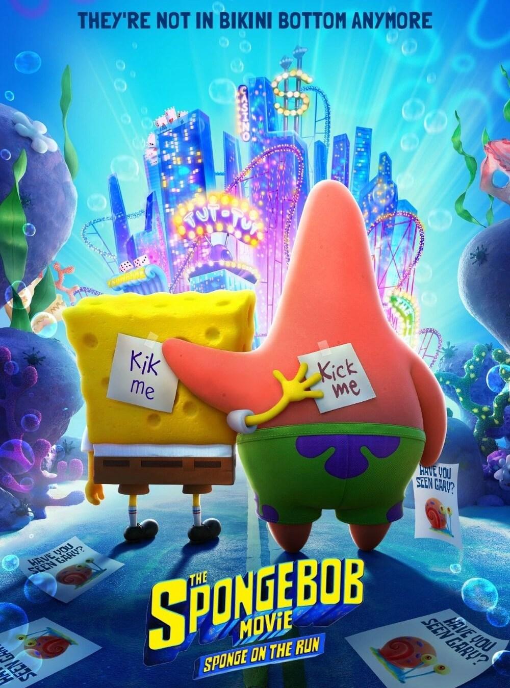 The Spongebob Movie It's A Wonderful Sponge : spongebob, movie, wonderful, sponge, SpongeBob, Movie:, Sponge, Encyclopedia, SpongeBobia, Fandom