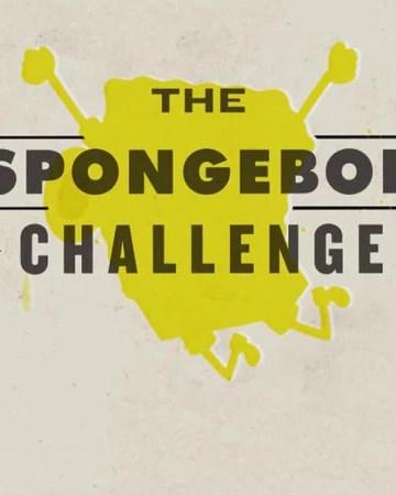 Challenges - 10.) Spongebob Challenge - Wattpad