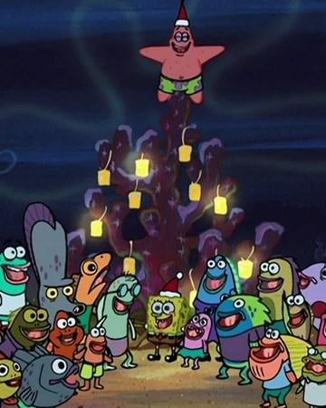 Spongebob Christmas Who : spongebob, christmas, First, Christmas, Encyclopedia, SpongeBobia, Fandom