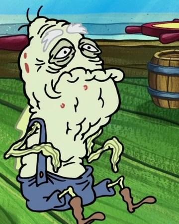Spongebob Grandpa : spongebob, grandpa, Great, Grandpa, Jenkins, Encyclopedia, SpongeBobia, Fandom