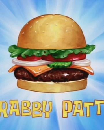 Urban Dictionary: Krabby Patty
