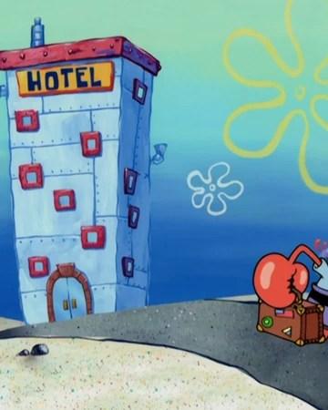 Spongebob Hotel : spongebob, hotel, Fancy, Hotel, Encyclopedia, SpongeBobia, Fandom