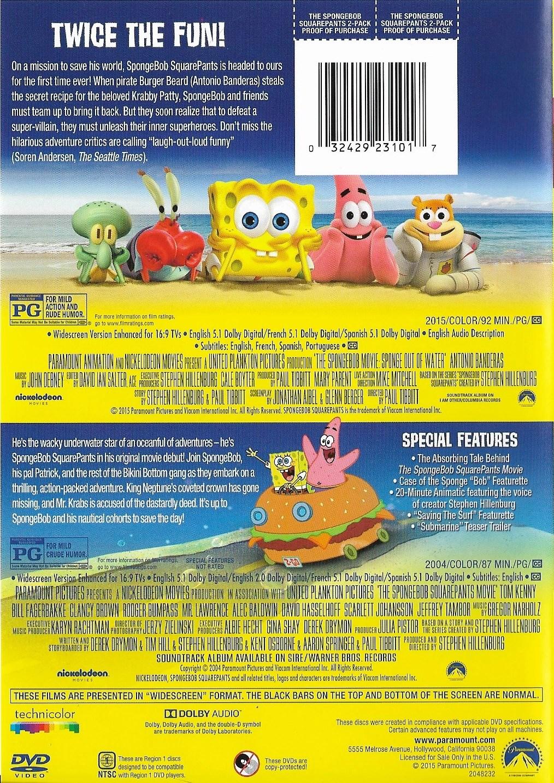 When Does The Spongebob Movie Come Out In Dvd : spongebob, movie, SpongeBob, Movie, Collection, Encyclopedia, SpongeBobia, Fandom