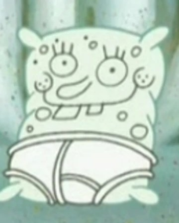 pillow spongebob encyclopedia