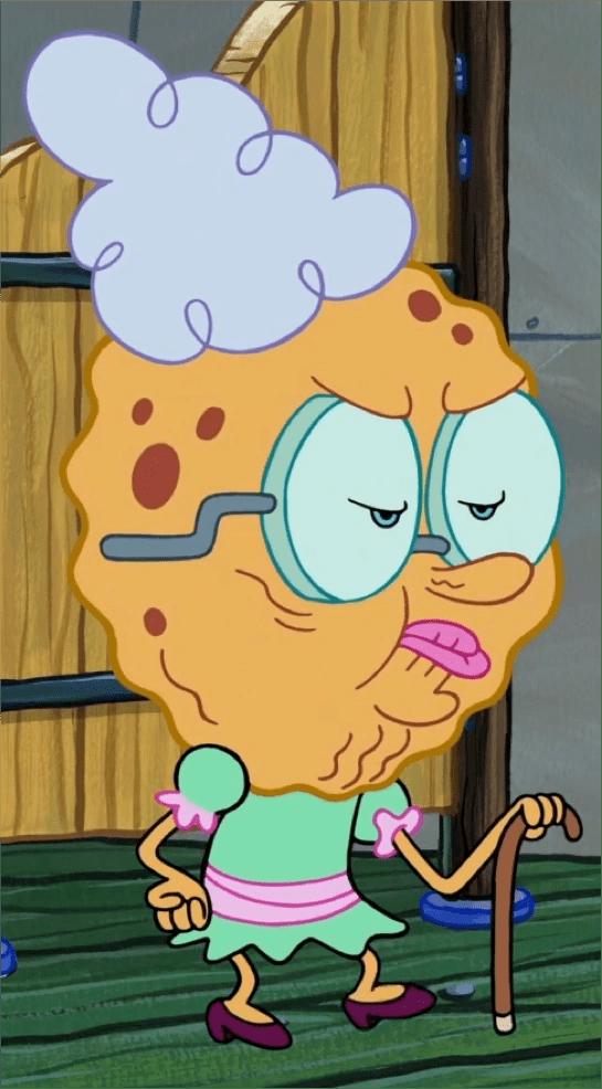 Spongebob Parents : spongebob, parents, Grandma, SquarePants, Encyclopedia, SpongeBobia, Fandom