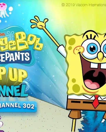 SpongeBob Pops Up: A Day in the Life of SpongeBob... | eBay
