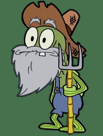 Who Is Old Man Jenkins : jenkins, Jenkins, SpongeBob, Fanon, Fandom