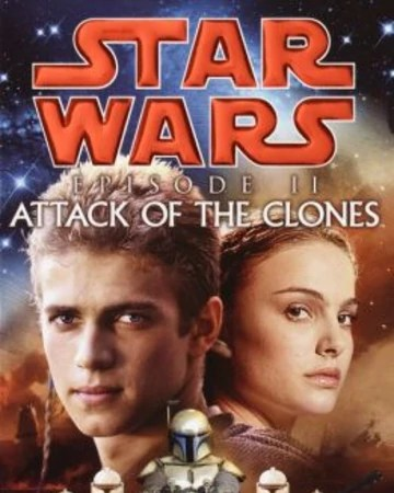 Star Wars, épisode Ii : L'attaque Des Clones : wars,, épisode, l'attaque, clones, Wars:, Episode, Attack, Clones, (novelization), Wookieepedia, Fandom