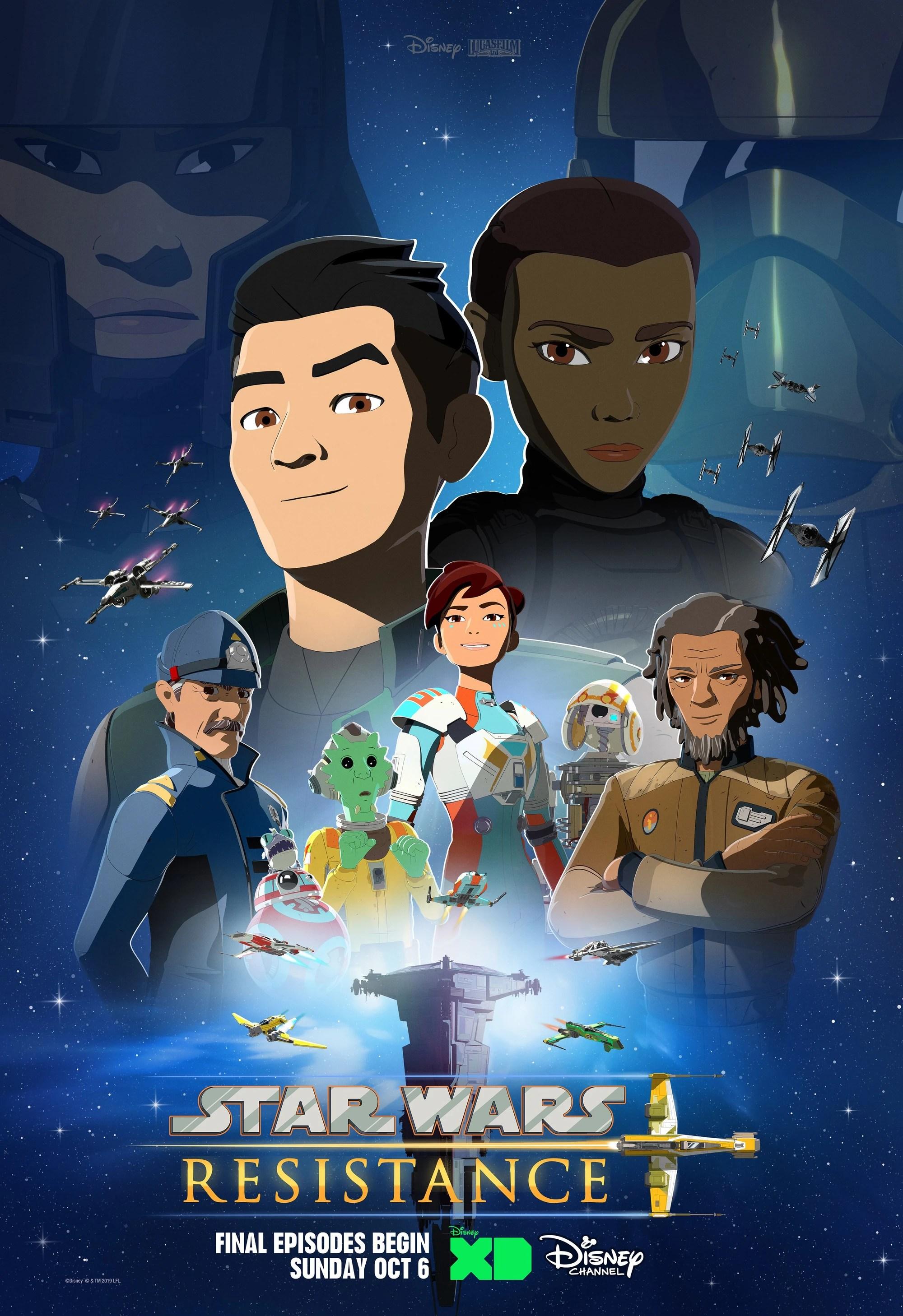 Star Wars Resistance Saison 2 : resistance, saison, Resistance, Season, Wookieepedia, Fandom