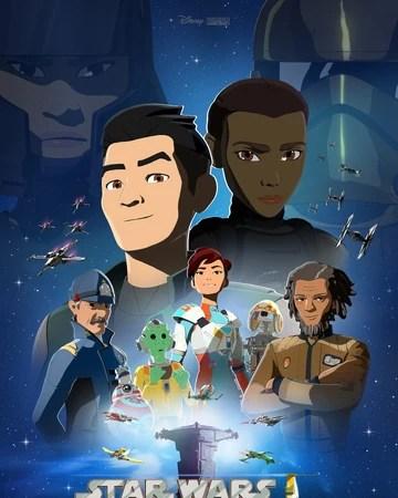 Saison 2 de Star Wars Resistance — Wikipédia