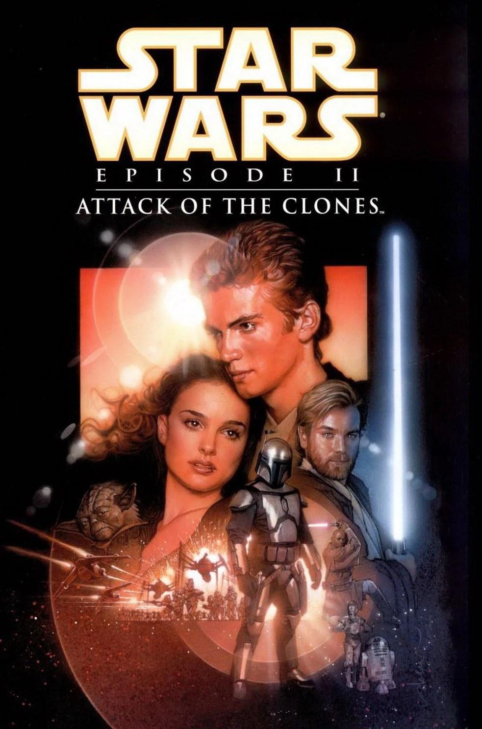 Star Wars, épisode Ii : L'attaque Des Clones : wars,, épisode, l'attaque, clones, Wars:, Episode, Attack, Clones, (TPB), Wookieepedia, Fandom