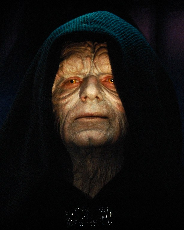 Darth Sidious Laugh : darth, sidious, laugh, Palpatine, Wookieepedia, Fandom