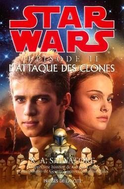Star Wars L Attaque Des Clones : attaque, clones, Wars:, Episode, Attack, Clones, (novelization), Wookieepedia, Fandom
