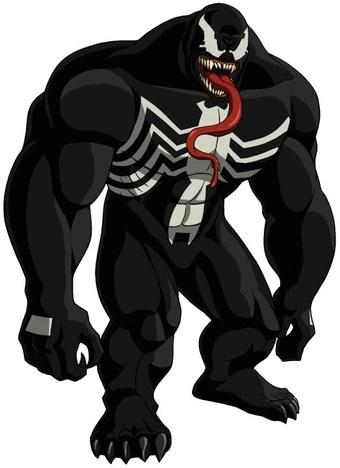 Ultimate Spider-man Venom : ultimate, spider-man, venom, Venom, (Ultimate, Spider-Man), Super, Villain, Fandom