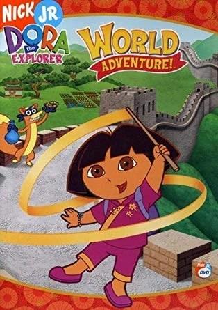 Dora The Explorer Credits : explorer, credits, Explorer:, Dora's, World, Adventure, Credits, (2006), SuperLogos, Fandom