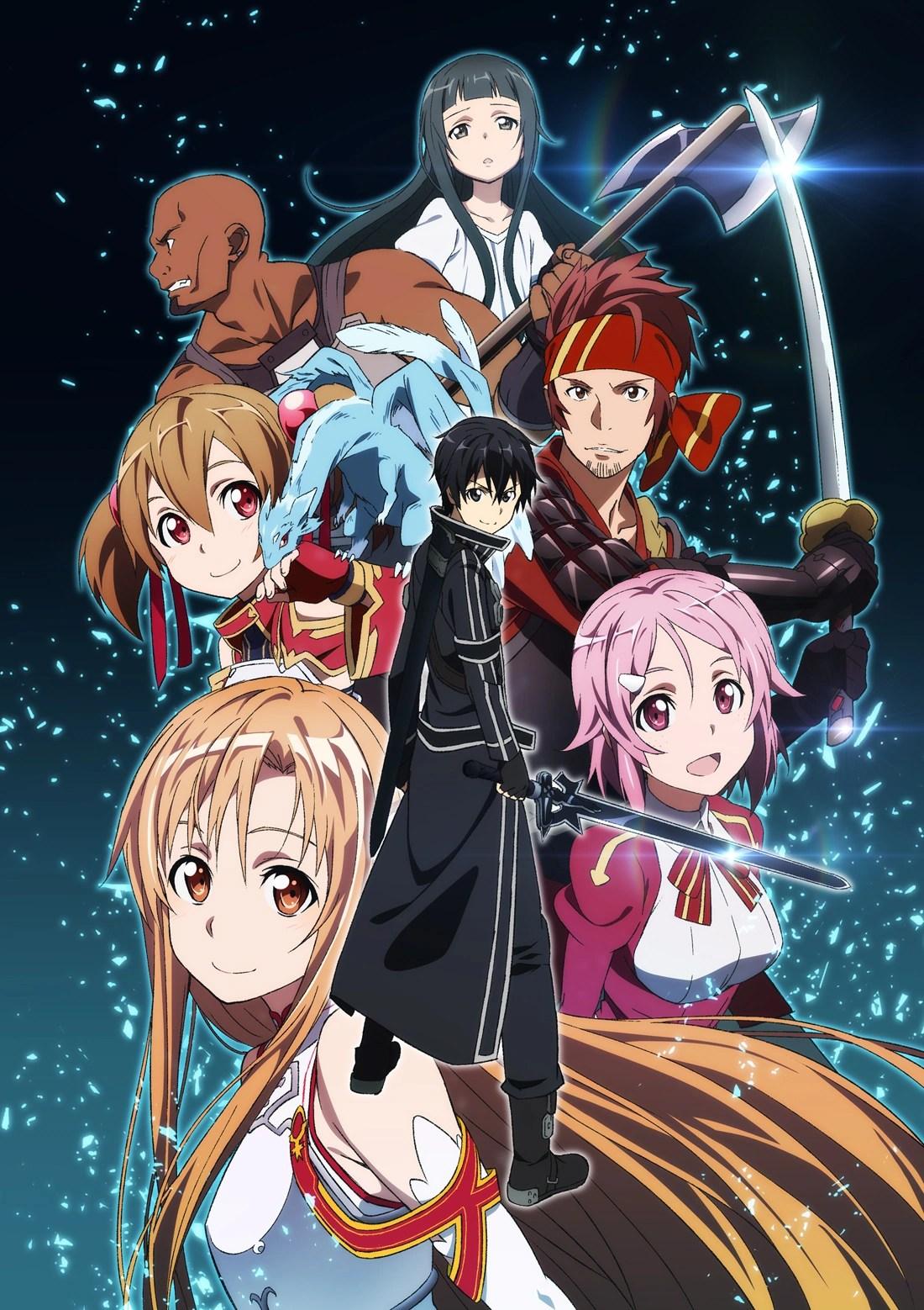 Sword Art Online 2 Aincrad : sword, online, aincrad, Aincrad, Sword, Online, Fandom