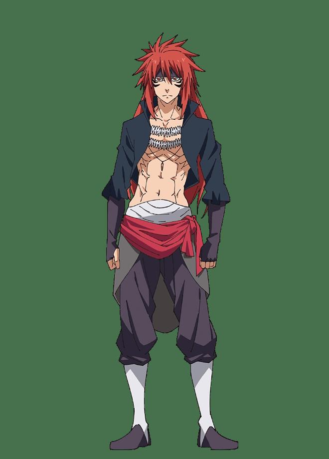 Check out which anime shares the same voice cast! Guy Crimson Tensei Shitara Slime Datta Ken Wiki Fandom