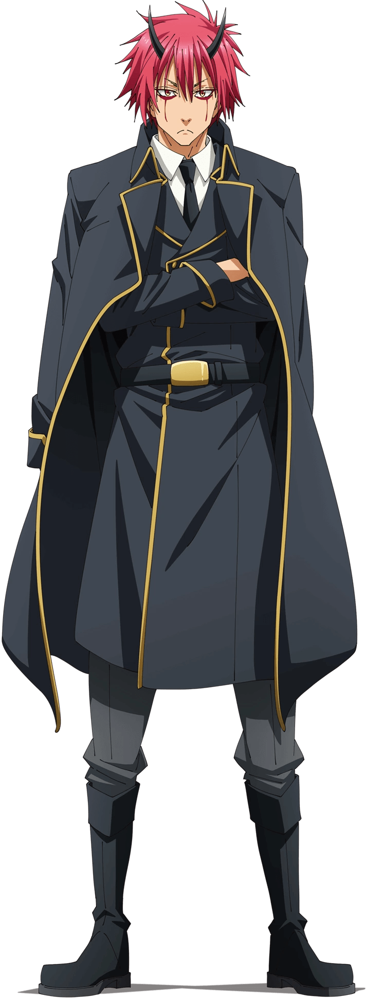 Rimuru's twelve guardian lords 聖魔(リムル)十二守護王, seima(rimuru) juuni shugo ou are the top 12 executives. Benimaru Tensei Shitara Slime Datta Ken Wiki Fandom