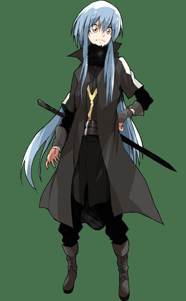 Demon Lord Rimuru : demon, rimuru, Rimuru, Tempest, Tensei, Shitara, Slime, Datta, Fandom