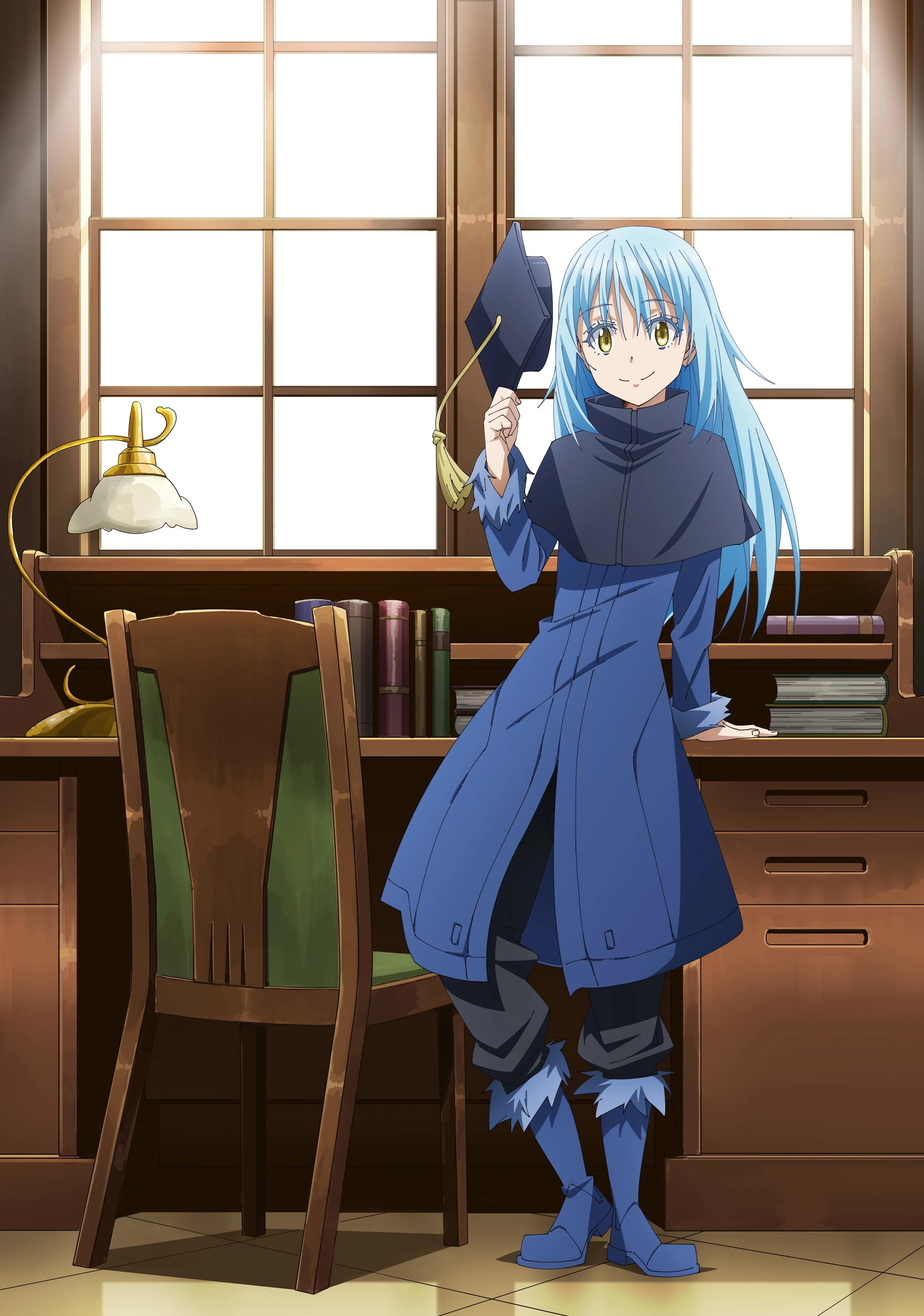 The television anime's voice actors ami koshimizu (holo) and jun fukuyama (kraft lawrence) are returning. Extra Rimuru S Glamorous Life As A Teacher Part 1 Tensei Shitara Slime Datta Ken Wiki Fandom