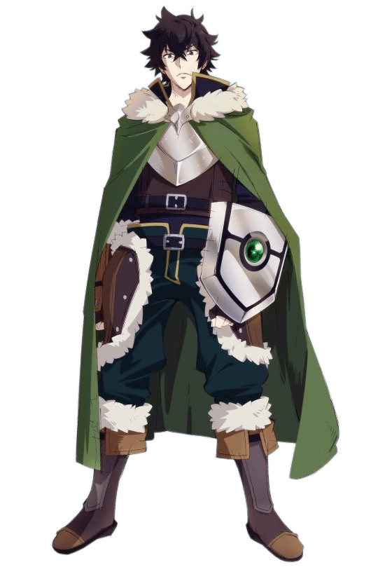 The Rise Of The Shield Hero : shield, Naofumi, Iwatani, Rising, Shield, Fandom