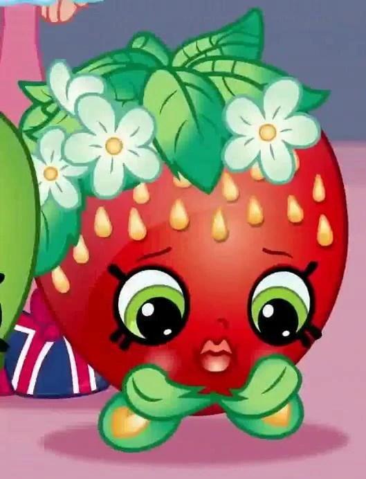 Strawberry Kiss | Shopkins Wiki | Fandom
