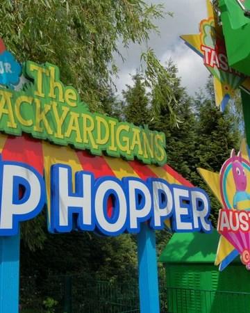 Nickelodeon To Open