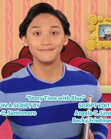 Blue's Clues And You Playdate With Magenta : blue's, clues, playdate, magenta, Story, Blue's, Clues, Fandom