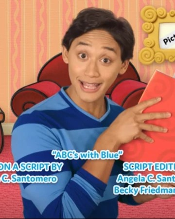 Blue's Clues And You Playdate With Magenta : blue's, clues, playdate, magenta, ABC's, Blue's, Clues, Fandom