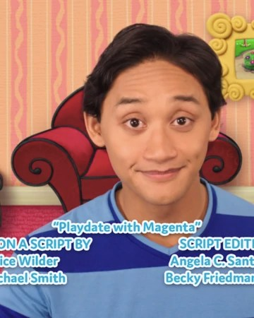 Blue's Clues And You Playdate With Magenta : blue's, clues, playdate, magenta, Playdate, Magenta, Blue's, Clues, Fandom