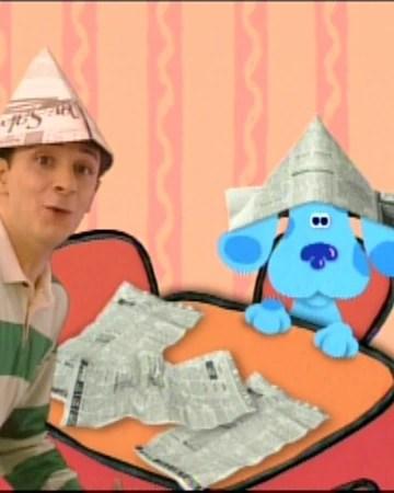 Blue's Clues Song : blue's, clues, Make?, Blue's, Clues, Fandom