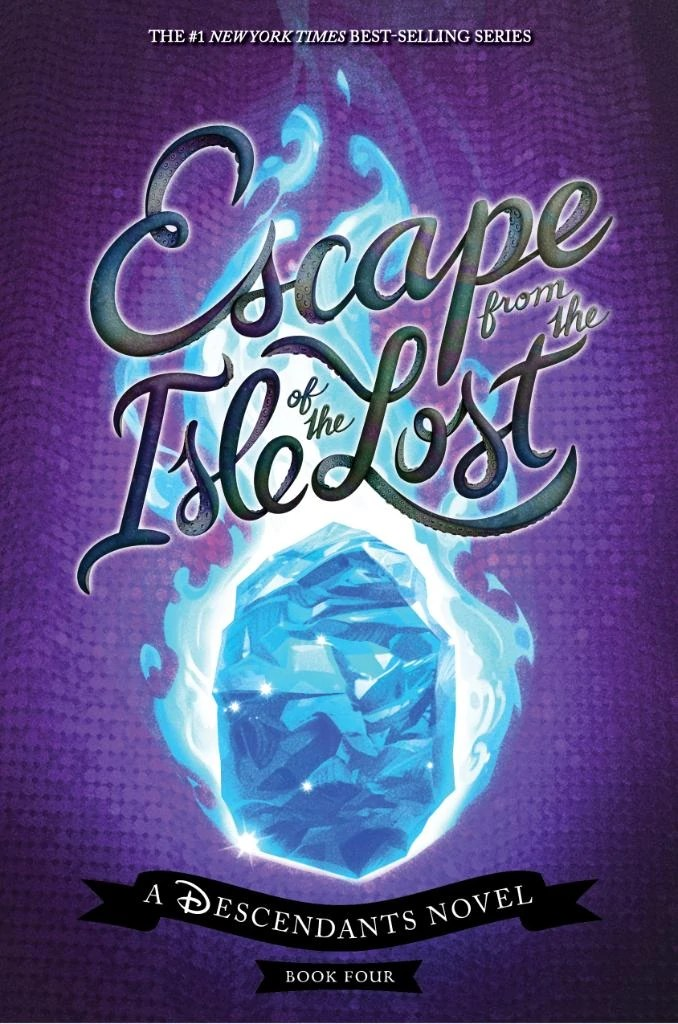 escape from the isle of the lost a