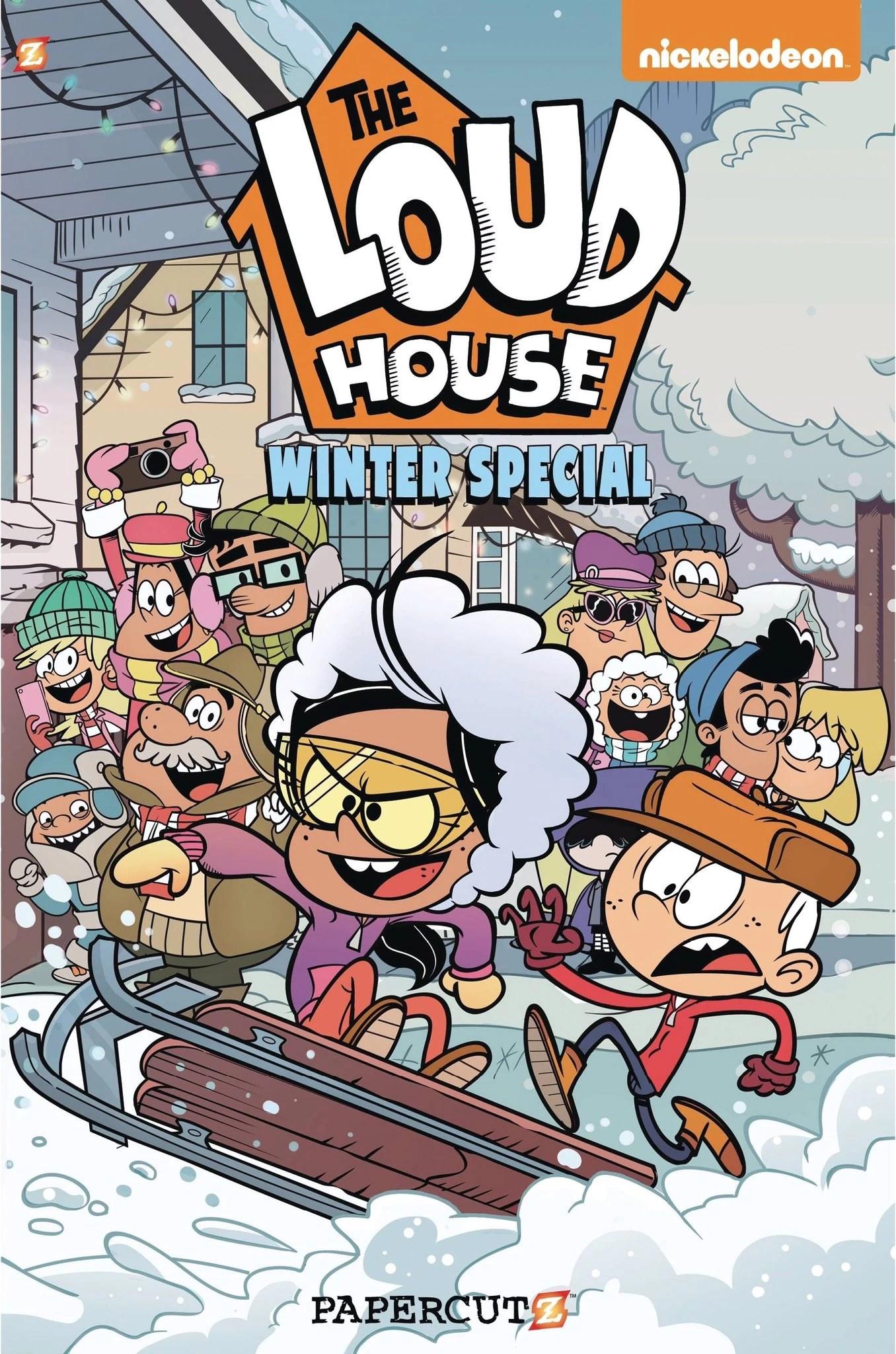 The Loud House Christmas : house, christmas, Winter, Special, House, Encyclopedia, Fandom